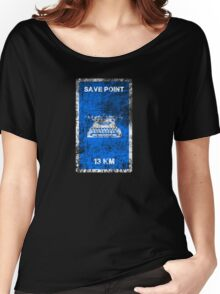 RESIDENT EVIL SAVE POINT Women's Relaxed Fit T-Shirt