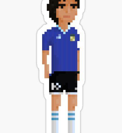 Diego 86 Sticker