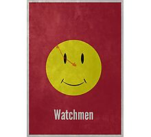 Watchmen Minimal Print Photographic Print