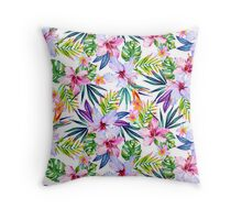 Tropicana!  Throw Pillow
