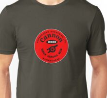 Cannon 10000 Super Strong Beer Unisex T-Shirt