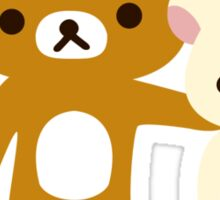 Misc - Rilakkuma and friends Sticker