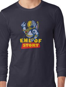 END OF STORY Long Sleeve T-Shirt