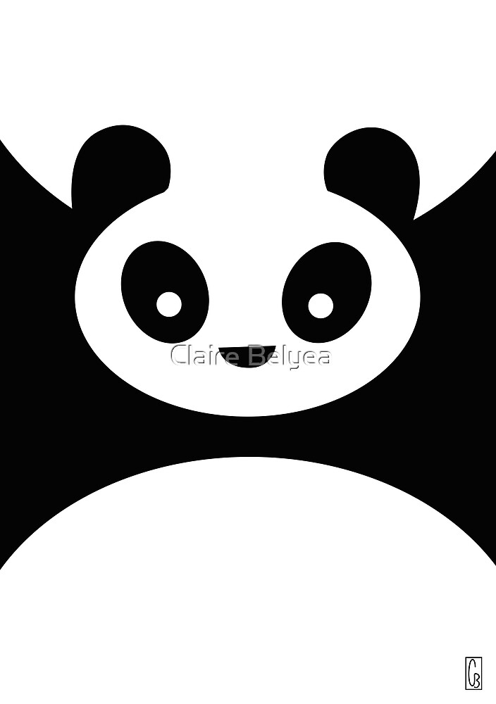 Panda by Claire Belyea