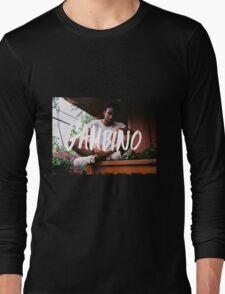 Childish Gambino Type Long Sleeve T-Shirt