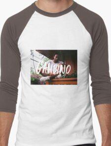 Childish Gambino Type Men's Baseball ¾ T-Shirt