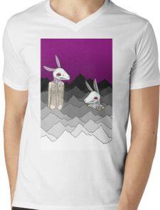 Easter Mens V-Neck T-Shirt