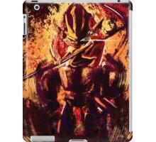 Percival Tachyon - Black Egg iPad Case/Skin