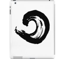 Enso 1 iPad Case/Skin