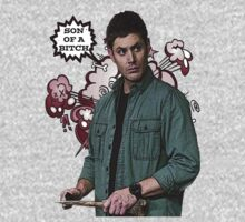 Dean Winchester quote by Shercockies
