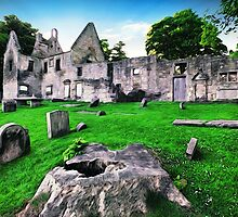 St Bridget's Kirk by GraemeHeddle