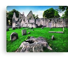 St Bridget's Kirk Canvas Print