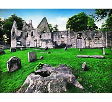 St Bridget's Kirk Photographic Print