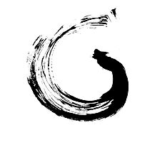 Enso 2 Photographic Print