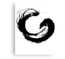 Enso 3 Canvas Print