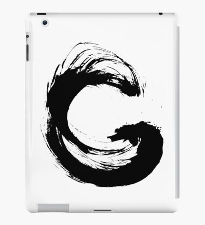 Enso 3 iPad Case/Skin