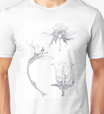 Graphite Disection Unisex T-Shirt