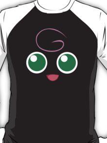 Jigglypuff Jigglyface T-Shirt