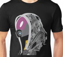 Mass Effect - Tali'Zora vas Normandy (NO TEXT) Unisex T-Shirt
