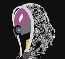 Mass Effect - Tali'Zora vas Normandy (NO TEXT) Unisex T-Shirt