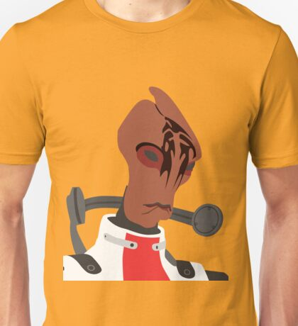 Mass Effect - Mordin Solus (NO TEXT) Unisex T-Shirt