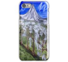 Spring on the Hood iPhone Case/Skin