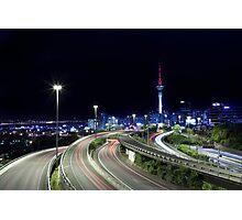 Auckland CBD Photographic Print