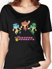 The Powerpan Monkeys Women's Relaxed Fit T-Shirt