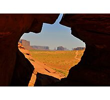Pottery Arch Photographic Print