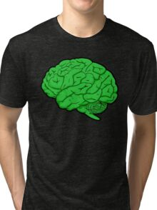 Acid Brain Tri-blend T-Shirt