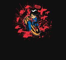 Help Fight Heroism! T-Shirt