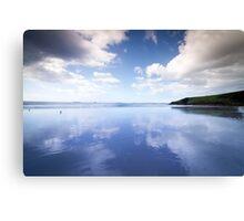 Reflective Sky Canvas Print