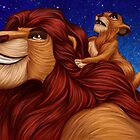 Lion King: Whenever You Feel Alone... by Kimberly Castello