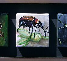 The Beetles by jdbuckleyart