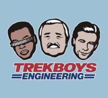 Trek Boys by DJKopet