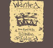Wanted - One-Eyed Kidz Unisex T-Shirt
