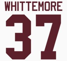 Jackson Whittemore's Jersey - maroon/red text by sstilinski