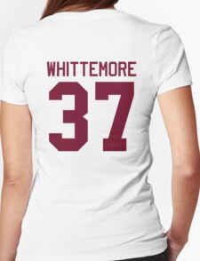 Jackson Whittemore's Jersey - maroon/red text T-Shirt