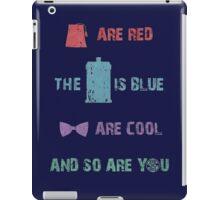 Doctor Who Tardis Fez iPad Case/Skin