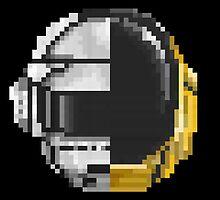 Pixel Punk by SandSibilings