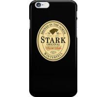 Stark Original Beer Label iPhone Case/Skin