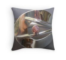 World's Best Spoon and Fork Jewellery 4 Throw Pillow