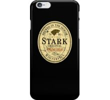 Stark Original Beer Label iPhone Case/Skin