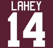 Isaac Lahey Jersey - white text by sstilinski