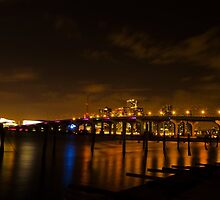 Downtown Bridge by Justin Pernas