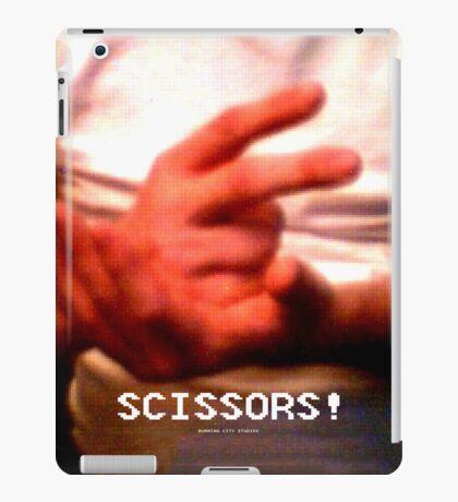 Scissors! iPad Case/Skin
