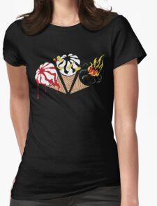 The Wright Treat Womens Fitted T-Shirt