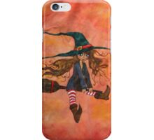 The Little Witch iPhone Case/Skin