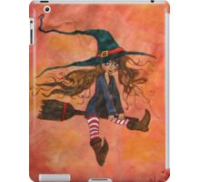 The Little Witch iPad Case/Skin
