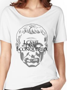 Ceasar Conquered Women's Relaxed Fit T-Shirt